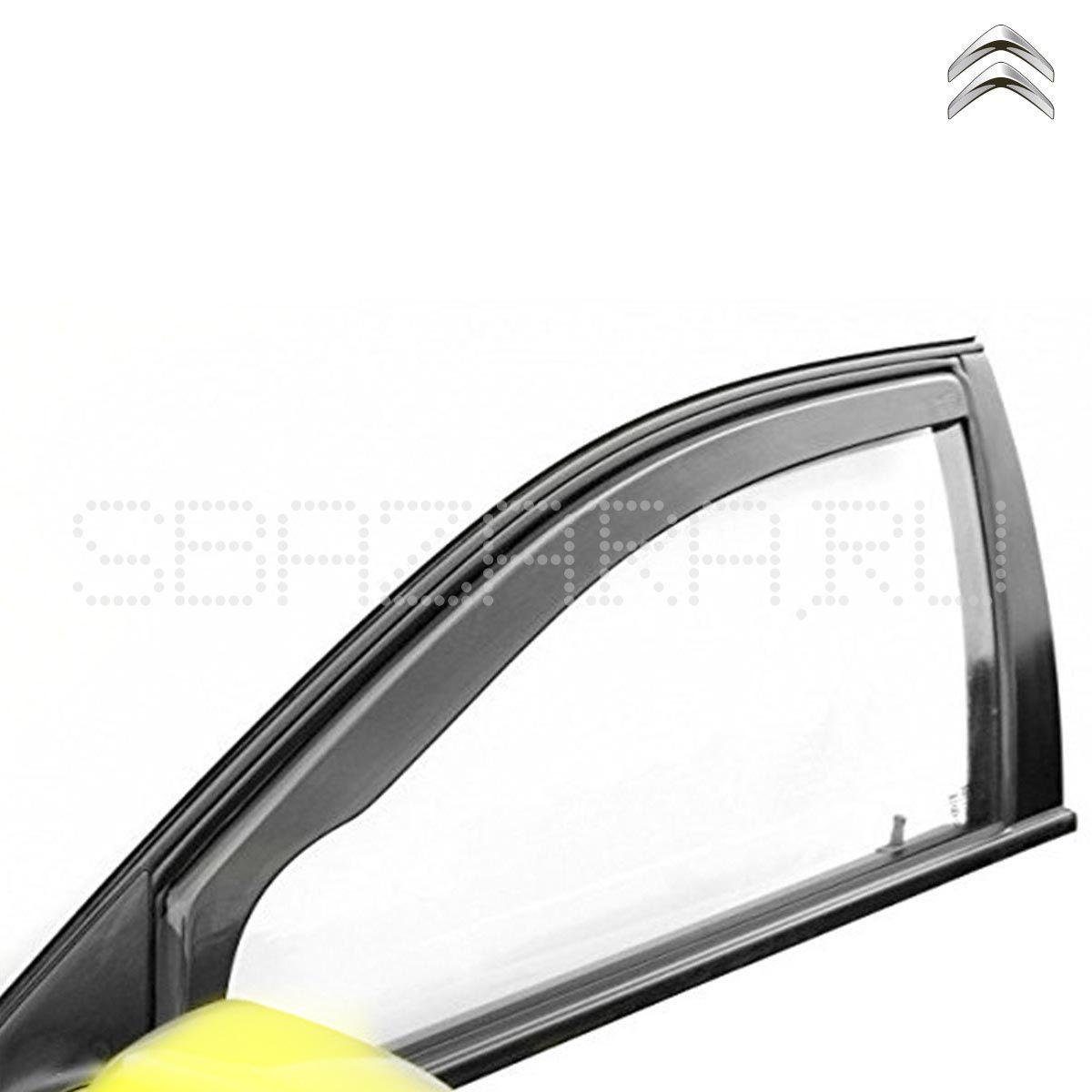 дефлекторы citroen jumper