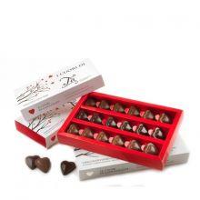 Конфеты шоколадные Ta Milano ассорти Сердце - 144 г (Италия)